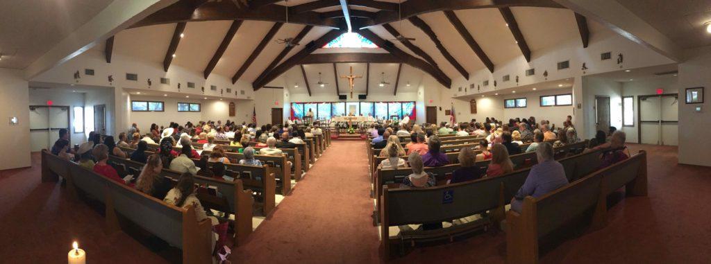 SJB Worship Service